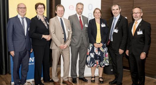 ISEC 2018: Working across technological boundaries