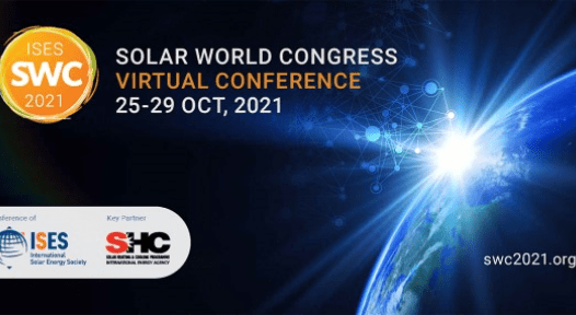 ISES and IEA SHC partner up to host Solar World Congress 2021