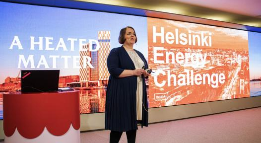 Winners named in Helsinki Energy Challenge for carbon-neutral district heat
