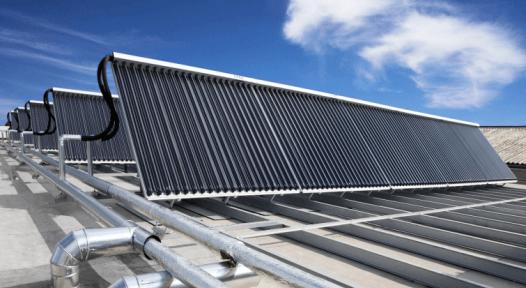 Switzerland: Plans for Solar District Heating Pilot System