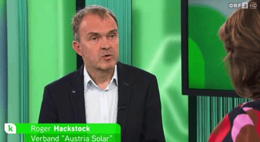 Solar-heated homes promoted on Austrian TV