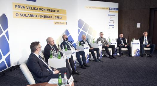 Serbia's first big online conference on solar energy draws 2,000 attendees