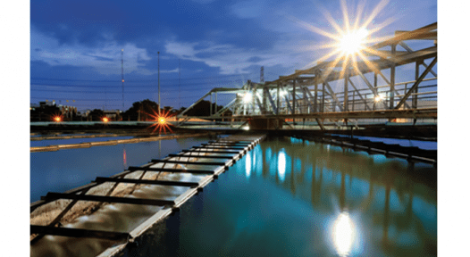 Water-energy nexus in wastewater management