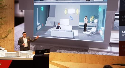 Remote control cuts energy bill