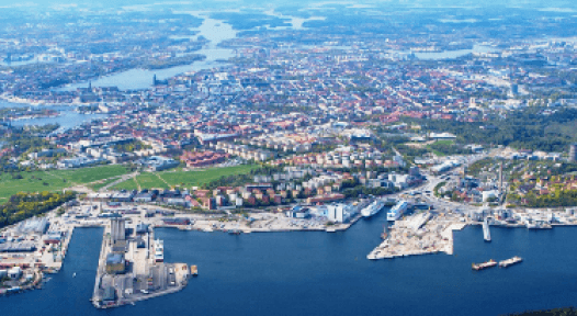 Royal Seaport Stockholm