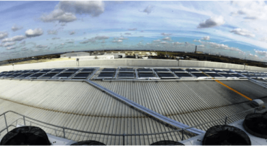 SolarCool Installation