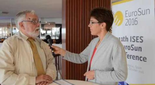 Embedded thumbnail for Eurosun 2016 / Roberto Román: Solar energy in Chile