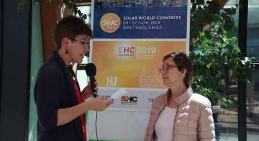 Embedded thumbnail for Anna Maria Ruz: Chile's ambitious goal to become carbon neutral by 2050