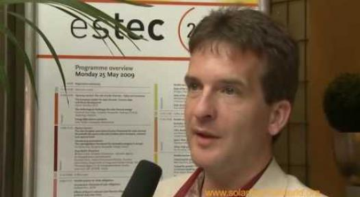 Embedded thumbnail for Christian Vachon at ESTEC 2009