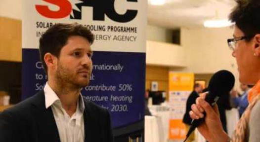 Embedded thumbnail for Jeremy Osborne at SHC 2015: Solar Thermal Energy in Australia