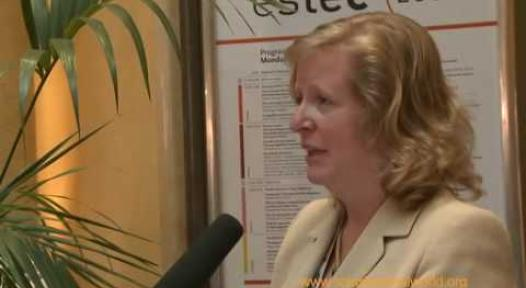 Embedded thumbnail for Christine Lins from EREC at ESTEC 2009 - II part