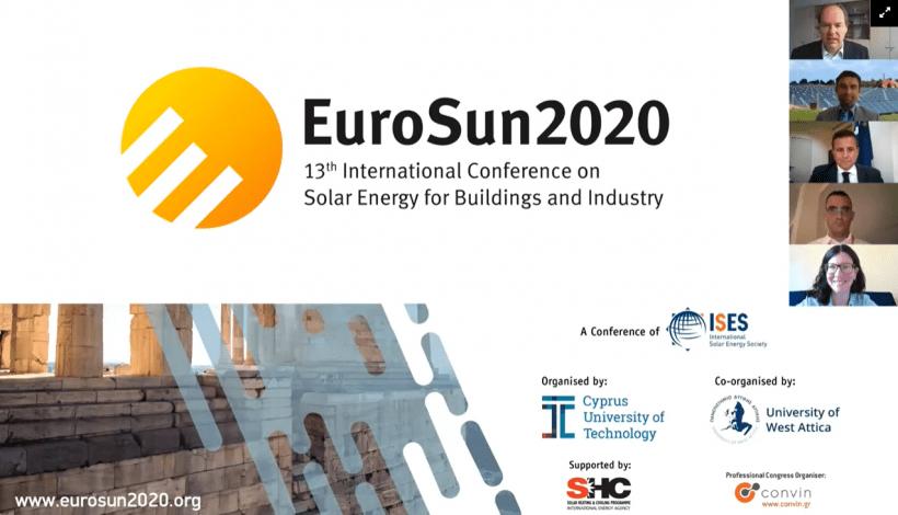 Strong European research network meets at Eurosun