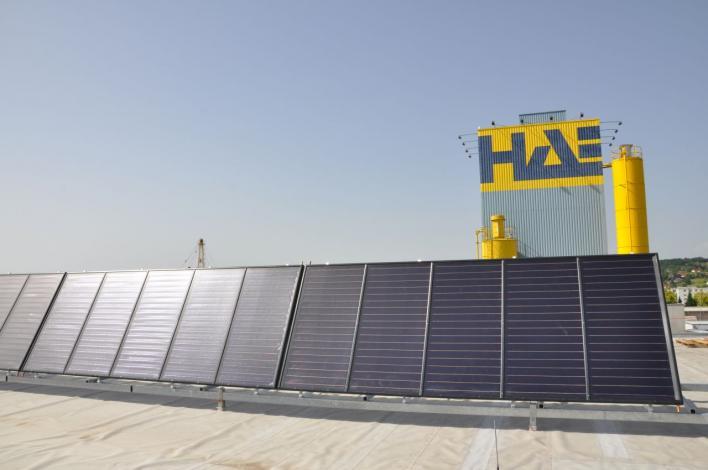 Austria: Fully Solar-Heated Commercial Buildings