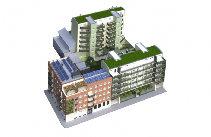 Role of life-cycle costs in NZEB projects