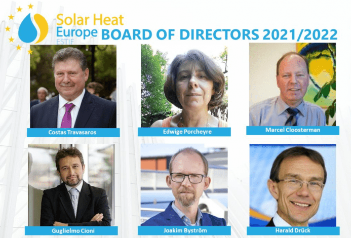Great advocates join board of Brussels-based SHE