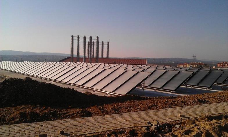 50 new solar hot water systems at Turkish prisons in three years