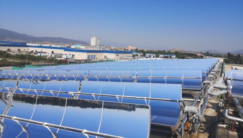Rush on industrial solar heat in Germany